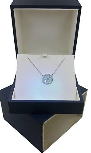 - 888 Display Elegant Sleeve Earring Ring Necklace Bracelet Watch Gift Box Display (4.5