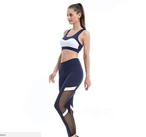 Medias transpirables Pantalones yoga deportivas de Anuncios de r cintura secado de de Medias y estiramiento alta mujeres para nnOxRq7