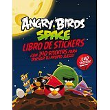 angry birds space sticker book - 9