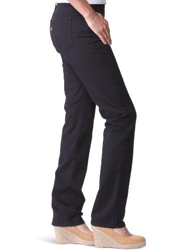 Jeans Levi's gamba Black Intense Woman a tonda Justice 55gBqrZw