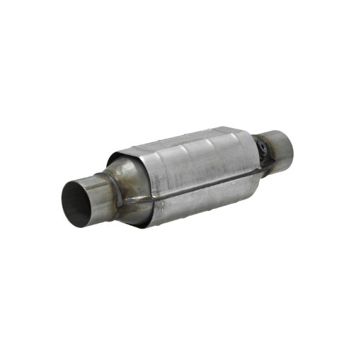 "Price comparison product image Flowmaster 2820125 282 Series 2.5"" Universal OBDII Catalytic Converter"