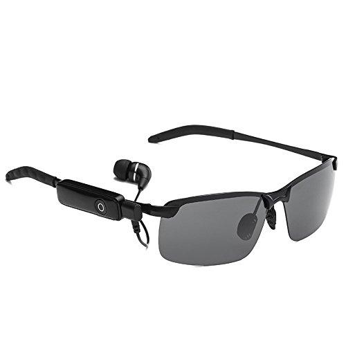 soleil lunettes lunettes Oreillette Lunettes polarisées Bluetooth lunettes 6 soleil Bluetooth Un Shop de intelligentes de Bluetooth xntPR