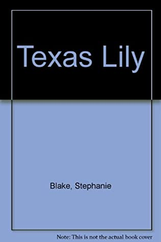 book cover of Texas Lily