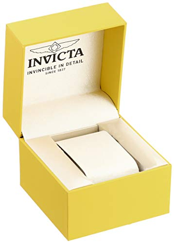 Invicta Men's Pro Diver Quartz Watch with Stainless Steel Strap, Two Tone, 24 (Model: 30057)