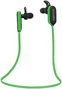Sport Bluetooth Headset, Wireless Headphones for Sports Gym Running. IPX6 Waterproof Sweatproof, Fit Headset. Noise Cancelling Earphones w/Microphone Mic