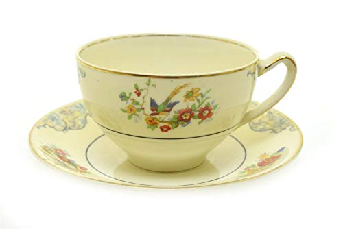 J & G Meakin CHURCHILL England Cup and Saucer ()