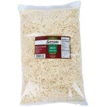 Sorrento Low Moisture Part Skim Provolone/Pecorino Romano/Asiago Regular Shredded Cheese, 5 Pound - 6 per case.