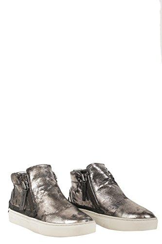 Crime Sneakers Art Pelle London Stagione Ai16 In Laminata Tomaia Donna Senza Lacci 25360a1632 rgXr1xq5w