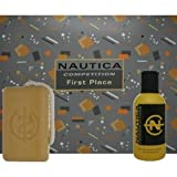 Nautica Competition (Relaunched) for Men 1st Place 2 Set :Toilette Spray,Soap on a Roap