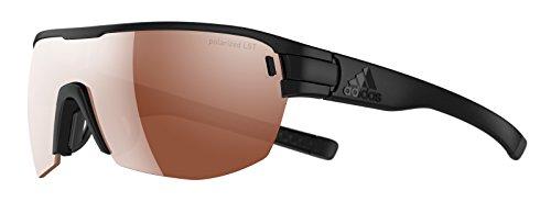 Adidas lunettes zonyk Aero Midcut AD12Large 9500Noir mat LST Polarized