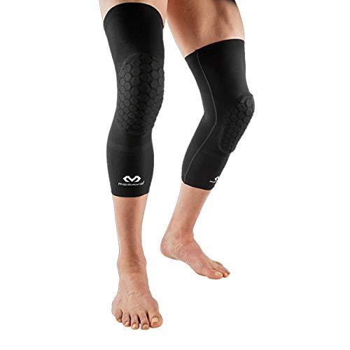 McDavid Adult Elite HEX Leg Sleeves - Pair - MD6448
