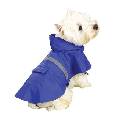 Guardian Gear Vinyl Dog Rain Jacket