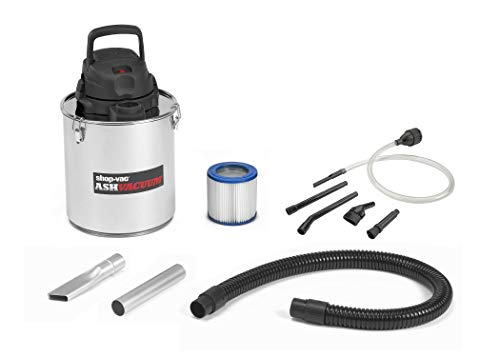 Shop-Vac 4041300 Ash Vacuum Stainless Steel 5 gallon