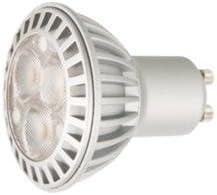 Duolec 9160C309 - Bombilla dicroica regulable LED 5W GU10 Fría
