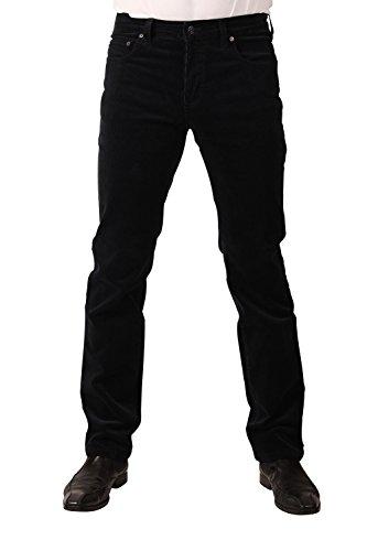 PIONEER 1144-3213-590 Cord-Stretch-Jeans RON Darknavy: Weite: W30 | Länge: L32
