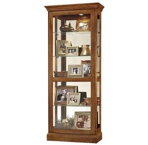 (Howard Miller Berends II Curio/Display Cabinet)