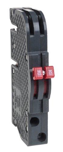 View-Pak Div. Of Tes UBIZ2020 Unique Zinsco Twin Single Pole Circuit Breakers