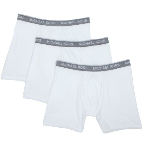 Men's Polo Ralph Lauren Boxer Briefs  White X-Large