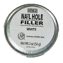 Nail Hole and Corner Filler - White by Amaco