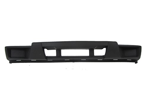04-12 Chevy Colorado Canyon Front Bumper Cover Lower Dark Gr