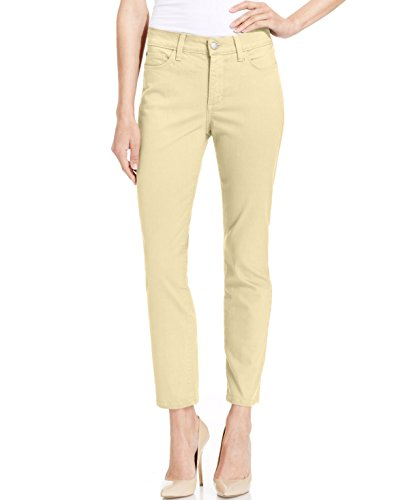 Price comparison product image NYDJ Petite Clarissa Colored Wash Ankle Jeans