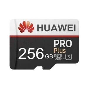 Huawei 256GB Micro SD Memory Card Clase 10 de Alta Velocidad ...
