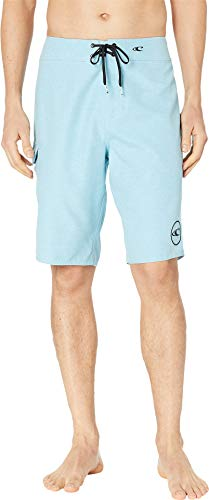 O'Neill Men's Santa Cruz Solid 2.0 Boardshorts Cyan 1 36