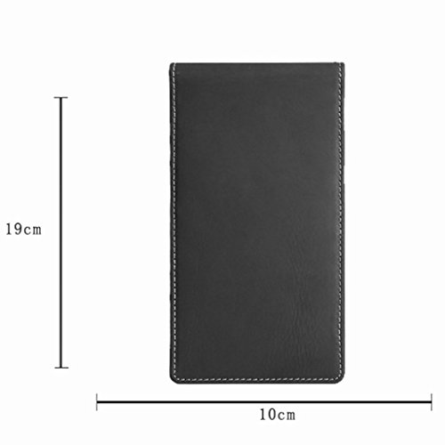 Color Brown Size long Home 5cm Men's Clip 19101 Clips Money Hong Wei Reddish Reddish wallet Money wallet Men's wallet brown CRH77x