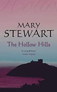 Paperback The Hollow Hills (Coronet Books) Book