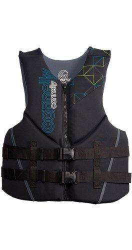 "U-Back Neoprene Vest, , Medium (36""-40"") , Black"