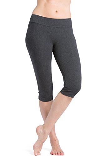 Fishers-Finery-Womens-16-Fitness-Running-Dance-Yoga-Capri-H-Gray-M