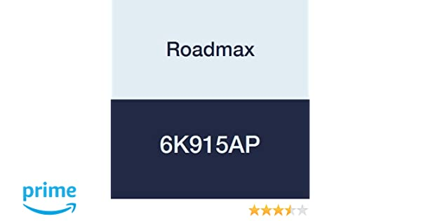 Roadmax 6K915AP Serpentine Belt