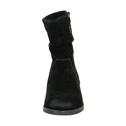 clásicas 1 Mujer botas 001 Tamaris1 25476 25 Negro qfw8wXS