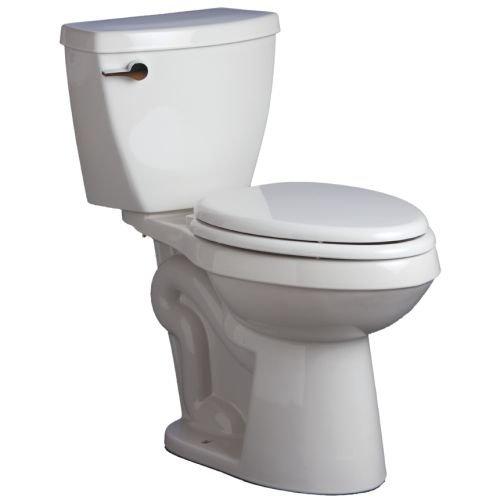 Ada Height Toilet (Mirabelle MIRBD250 Bradenton Elongated ADA Height Toilet Bowl Only, White)
