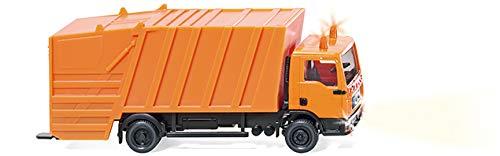 Wiking 7429 Man TGL Pressmüllwagen (ohne Fernbedienung 7410)