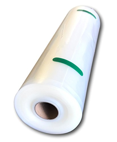 Vac-Fresh 11'' x 50' Vacuum Seal Bags for Vacuum Sealers VF1150C 3.5mil, Full Case of 12 Rolls by Vac-Fresh Roll (Image #1)