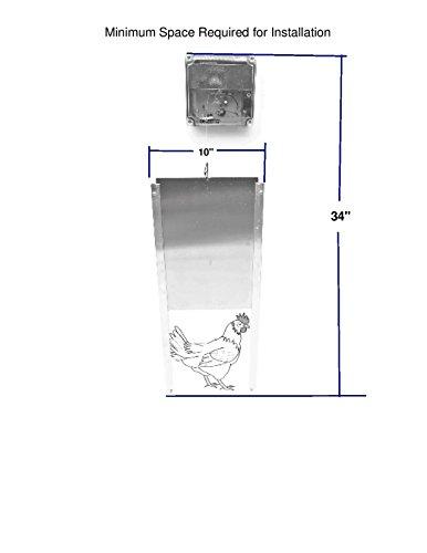 Automatic Chicken Coop Door Opener By Cheeper Keeper Buy