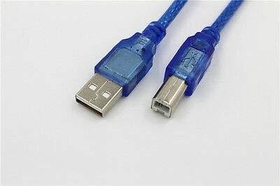 FidgetGear USB PC Cable Cord for Rane SL1 SL2 SL3 SL4 Serato Scratch Live 2.0 DJ ()