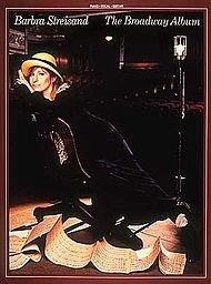 Hal Leonard Barbra Streisand The Broadway Album-Piano/Vocal/Guitar