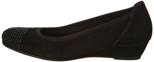 Donna Gabor Nero Shoes Comfort schwarz Ballerine schwarz qtp01xtr
