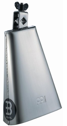 Meinl Percussion STB80B 8-Inch Big Mouth Steel Cowbell