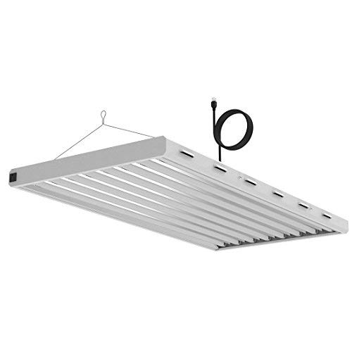 VIVOSUN 6500K 4FT T5 HO Fluorescent Grow Light Fixture for sale  Delivered anywhere in USA
