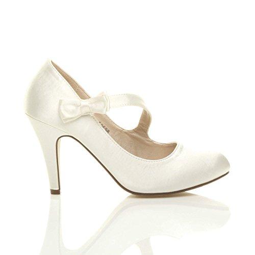 Ajvani Zapatillas Para Mujer, Color Black, Talla 39