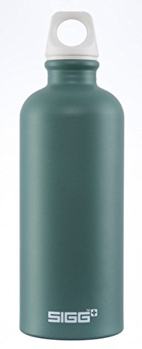 Sigg Elements Water Bottle, 0.6L, Pack of 6 (Wood)