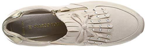 Sin 435 Comb Cordones 32 Tozzi 24702 Marco dune Beige Para 2 Zapatillas Mujer 2 HYxFOF7