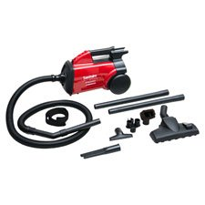 Sanitaire SC3683B Commercial Compact Canister Vacuum, 10lb, Red by GENERIC