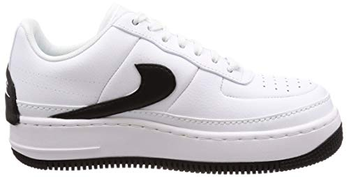 Jester Af1 Xx Blanc Nike W Sneakers 001 black Basses Femme white BUwOgW4qxT