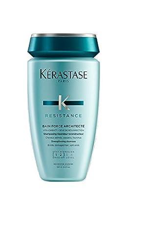 Kerastase Resistance Bain Force Architecte Reconstructing Shampoo, 8.5 Ounce - Loreal Kerastase Resistance