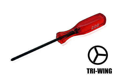 - Egoway 2.0 Tri-wing Triangle Screwdriver Macbook Pro Battery Removal Tool