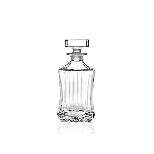 Garrafa Whisky RCR Cristalleria Italiana